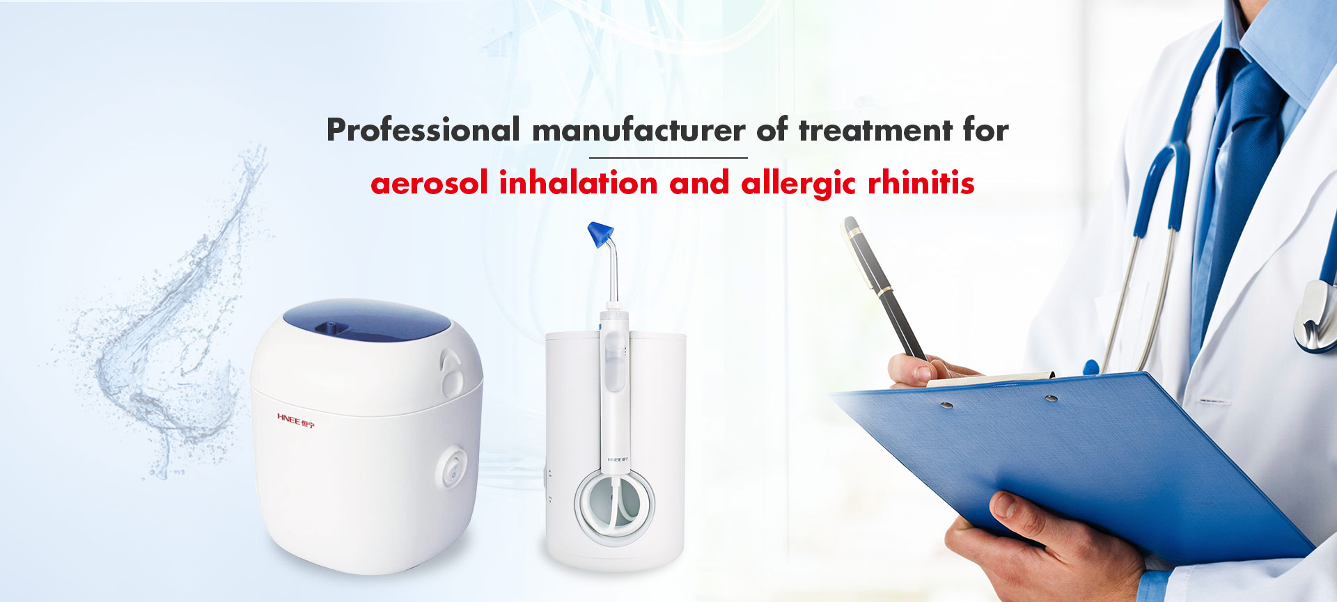 Nebulizer and Nasal Irrigator System