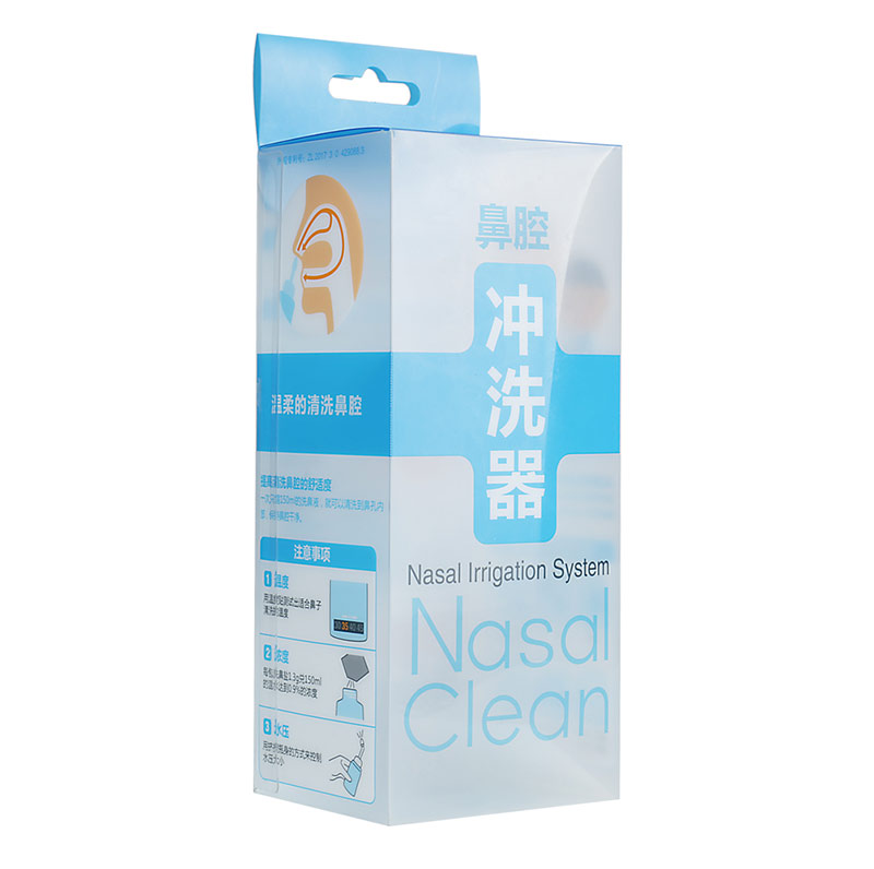 Waterpulse Nasal Irrigation Nasal Wash Bottle FDA Certification